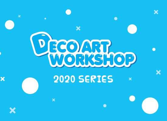 2020 Deco art workshop
